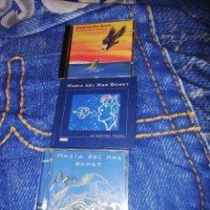 CDs de Música: 3 CD'S MARIA DEL MAR BONET. Lote 183810831