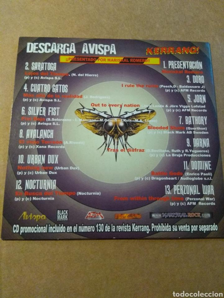 CDs de Música: AVISPA RECORDS CD - Foto 2 - 183824557