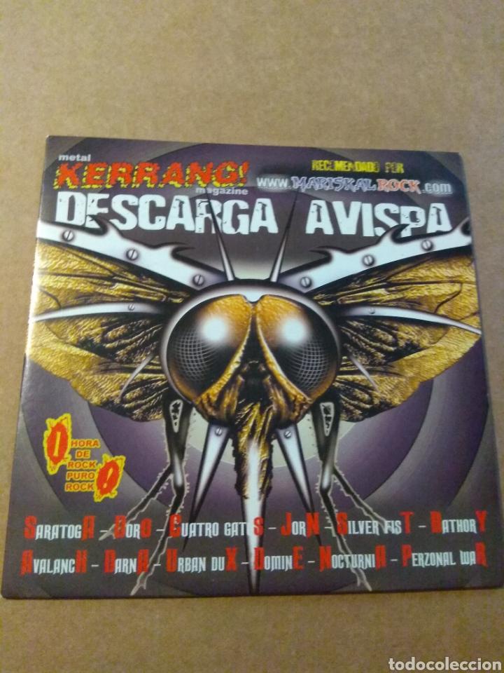 AVISPA RECORDS CD (Música - CD's Heavy Metal)