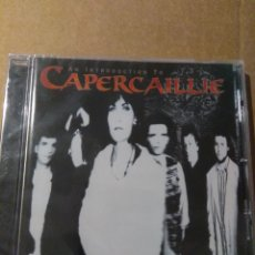 CDs de Música: AN INTRODUCTION TO CAPERCAILLE CD PRECINTADO. Lote 183832123