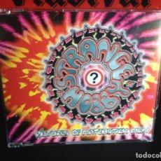 CDs de Música: ARJEN ANTHONY LUCASSEN (AIREON, BODINE) - STRANGE HOBBY CD SINGLE 1996 . Lote 183847260