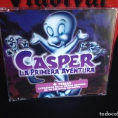 CDs de Música: CASPER B.S.O. - LA PRIMERA AVENTURA / - CD SINGLE PROMO MADE IN SPAIN 1995 . Lote 183849136