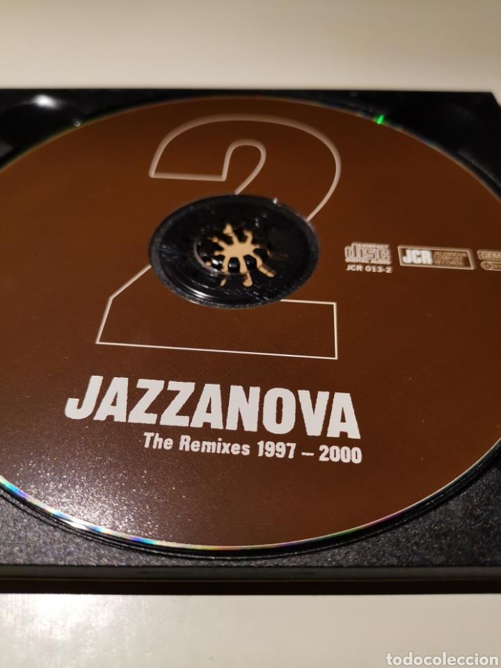 CDs de Música: JAZZANOVA 2CD THE REMIXES 1997-2000 - Foto 5 - 183865121