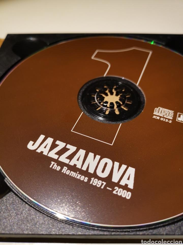 CDs de Música: JAZZANOVA 2CD THE REMIXES 1997-2000 - Foto 6 - 183865121
