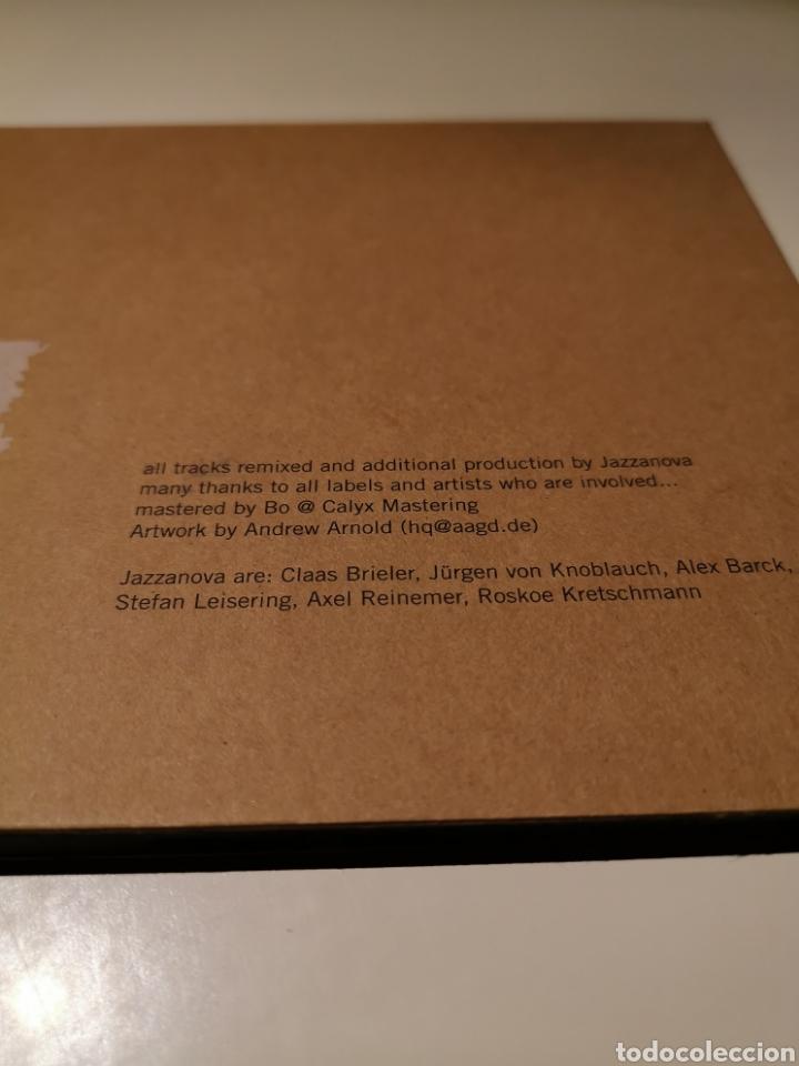 CDs de Música: JAZZANOVA 2CD THE REMIXES 1997-2000 - Foto 7 - 183865121