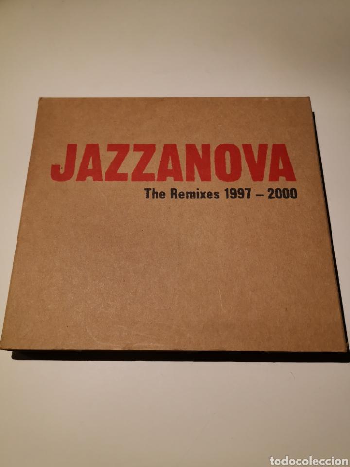 JAZZANOVA 2CD THE REMIXES 1997-2000 (Música - CD's Jazz, Blues, Soul y Gospel)