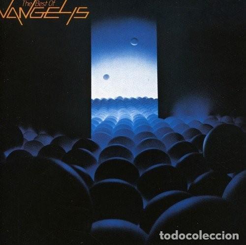THE BEST OF VANGELIS * CD * PRECINTADO (Música - CD's New age)
