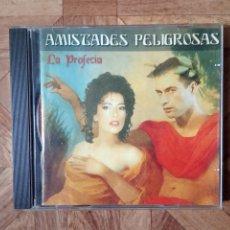 CDs de Música: AMISTADES PELIGROSAS - LA PROFECÍA - CD 1996. Lote 183881942