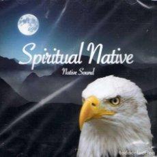 CDs de Música: SPIRITUAL NATIVE - NATIVE SOUND. CD. Lote 183895033