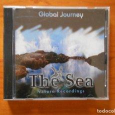 CDs de Música: CD THE SEA - GLOBAL JOURNEY (DA). Lote 183900235