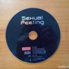 CDs de Música: CD SEXUAL FEELING - THE SUN (SOLO DISCO, SIN CAJA NI PORTADA) (DA). Lote 183901981