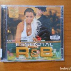 CDs de Música: CD ESSENTIAL R & B: SPRING 2005 (2 CD'S) (DB). Lote 183903643
