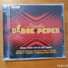CDs de Música: CD STRICTLY DANCE FEVER (2 CD'S) (EC). Lote 183909050