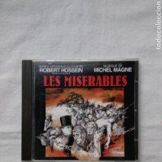 CDs de Música: LES MISERABLES - MICHEL MAGNE. HORTENSIA BMG.. Lote 183912308