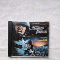 CDs de Música: STARSHIP TROOPERS - BASIL POLEDOURIS. VARESE SARABANDE, 1997. BANDA SONORA. Lote 183912350