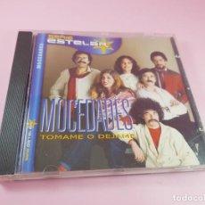 CDs de Música: CD-MOCEDADES-TÓMAME O DÉJAME-SONY MUSIC-10 TEMAS-VER FOTOS. Lote 183915520