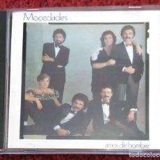 CDs de Música: MOCEDADES (AMOR DE HOMBRE) CD 1992. Lote 183956365
