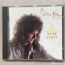 CDs de Música: BRIAN MAY, BACK TO THE LIGHT AÑO 1992. GUITARRISTA DE QUEEN. Lote 183978551