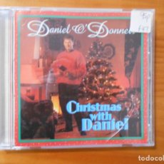 CDs de Música: CD DANIEL O'DONNELL - CHRISTMAS WITH DANIEL (DT). Lote 183979621