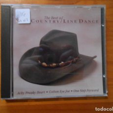 CDs de Música: CD THE BEST OF NEW COUNTRY LINE DANCE (DV). Lote 183991181