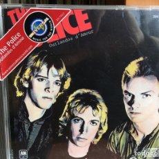 CDs de Música: THE POLICE - OUTLANDOS D'AMOUR (CD, ALBUM, RE) (A&M RECORDS)394 753-2. Lote 183998690
