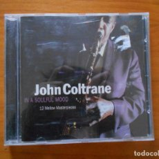 CDs de Música: CD JOHN COLTRANE - IN A SOULFUL MOOD (J8). Lote 184000607