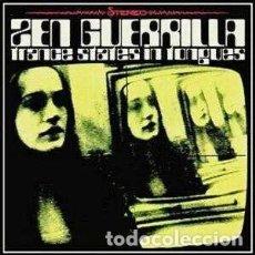 CDs de Música: ZEN GUERRILLA - TRANCE STATES IN TONGUES - DIGIPAK. Lote 184001505
