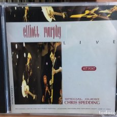 CDs de Música: ELLIOTT MURPHY SPECIAL GUEST CHRIS SPEDDING - LIVE - HOT POINT (CD, ALBUM) (NEW ROSE RECORDS). Lote 184007365