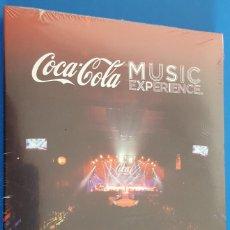 CDs de Música: CD DOBLE + DVD / COCA COLA MUSIC EXPERIENCE, 2016 NUEVO Y PRECINTADO. Lote 184022617