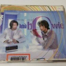 CDs de Música: JJ11 - DAVID BOWIE THURDAYS CHILD CD DISCO NUEVO A ESTRENAR . Lote 184033466