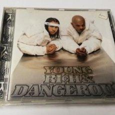 CDs de Música: JJ11 - YOUNG RICH AND DANGEROUS CD DISCO NUEVO A ESTRENAR . Lote 184036197
