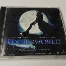 CDs de Música: JJ11 - UNDERWORLD CD DISCO NUEVO A ESTRENAR . Lote 184036316
