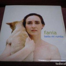 CDs de Música: CD SINGLE PRECINTO PROMO FANIA / BAILA MI RUMBA. Lote 184045215