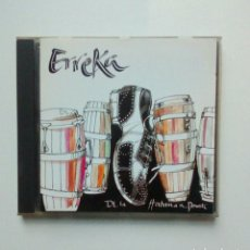 CDs de Música: ERREKA - DE LA HABANA A DONOSTI, TX + ERREKA, 1995. EUSKAL HERRIA.. Lote 184045250