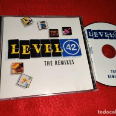 CDs de Música: LEVEL 42 THE REMIXES CD 1992 UK. Lote 184046707