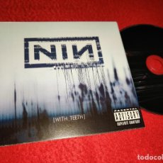 CDs de Música: NIN NINE INCH NAILS WITH TEETH CD 1992 UK. Lote 184046828