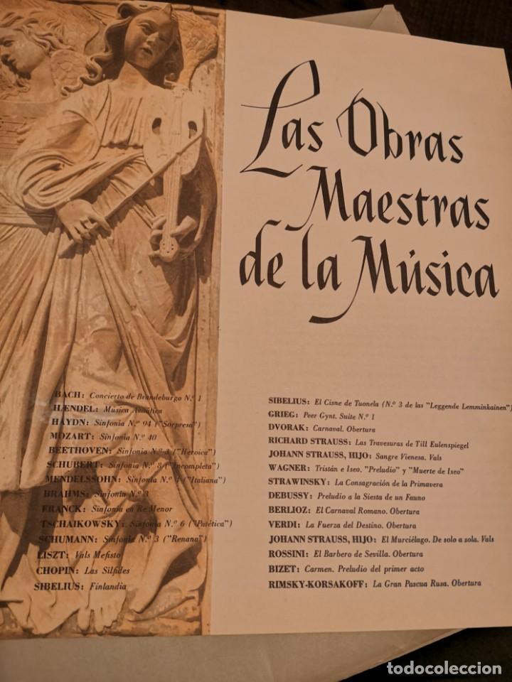 CDs de Música: Las obras maestras de la musica - Foto 3 - 184049637