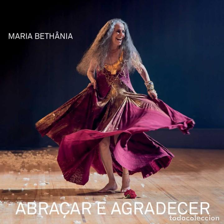 MARIA BETHÂNIA – ABRAÇAR E AGRADECER - 2CD - NUEVO Y PRECINTADO (Música - CD's Latina)