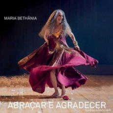 CDs de Música: MARIA BETHÂNIA – ABRAÇAR E AGRADECER - 2CD - NUEVO Y PRECINTADO. Lote 261617000
