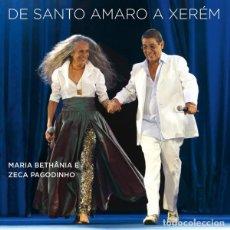 CD de Música: MARIA BETHÂNIA E ZECA PAGODINHO – DE SANTO AMARO A XERÉM - 2CD - NUEVO Y PRECINTADO. Lote 242395705