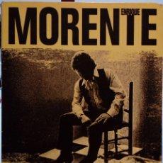 CDs de Música: ENRIQUE MORENTE FLAMENCO. RECOPILATORIO DE 5 ALBUMES EN UNO SÓLO.. Lote 184053025