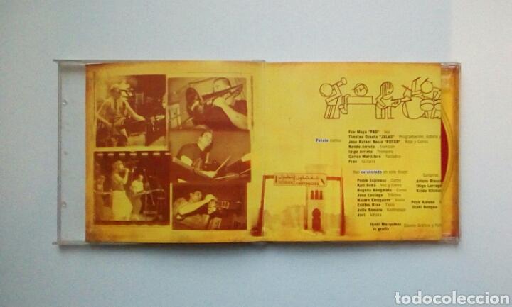 CDs de Música: Potato - PKO Original, Gasteizko langabetuen asanblada, 1997. Euskal Herria. - Foto 3 - 184061631