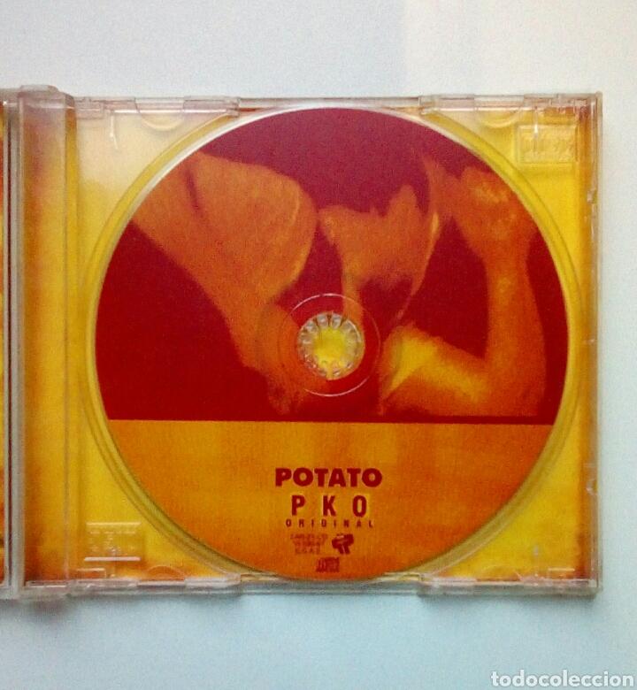 CDs de Música: Potato - PKO Original, Gasteizko langabetuen asanblada, 1997. Euskal Herria. - Foto 4 - 184061631