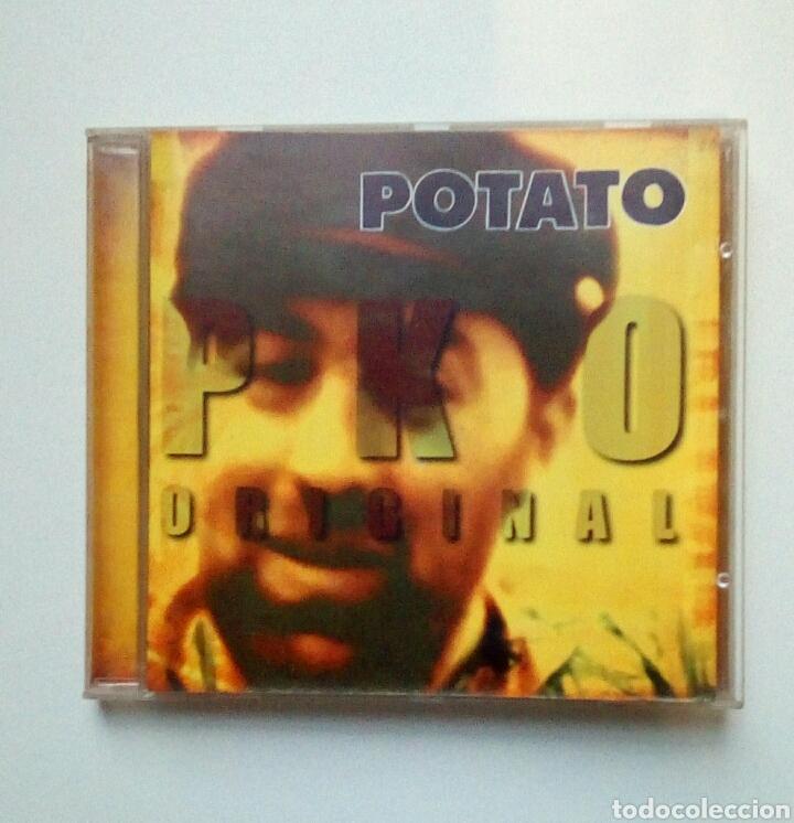 POTATO - PKO ORIGINAL, GASTEIZKO LANGABETUEN ASANBLADA, 1997. EUSKAL HERRIA. (Música - CD's Reggae)
