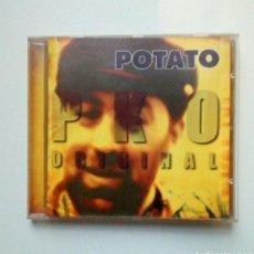 CDs de Música: POTATO - PKO ORIGINAL, GASTEIZKO LANGABETUEN ASANBLADA, 1997. EUSKAL HERRIA.. Lote 184061631