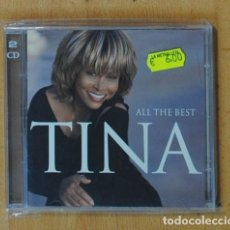 CDs de Musique: TINA TURNER - ALL THE BEST - 2 CD. Lote 243384790