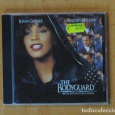CDs de Música: VARIOS - THE BODYGUARD - CD. Lote 184095620