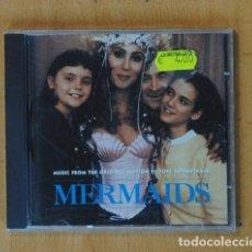 CDs de Música: VARIOS - MERMAIDS - CD. Lote 184095656