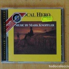 CDs de Música: MARK KNOPFLER - LOCAL HERO - CD. Lote 184095661