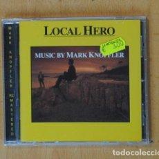 CDs de Música: MARK KNOPFLER - LOCAL HERO - CD. Lote 184095695